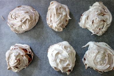 meringue du caracaf